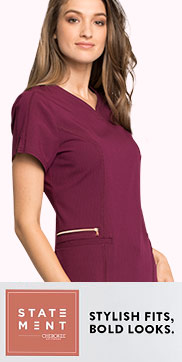 Cherokee Statement Scrubs